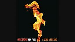NEW Chris Brown feat. Usher & Rick Ross - New Flame