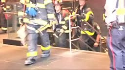 Woman has miracle escape after being run over by 3 trains