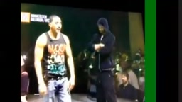 Hollow Tha Don Vs Joe Budden Round 1 Eminem Total Slaughter Battle