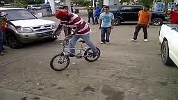 Amazing Bike Tricks! - Stanton Warriors