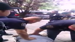EXTENDED Video Of NYPD Choking Eric Garner to Death