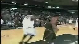 One of the SICKEST Self Pass Dunks EVER