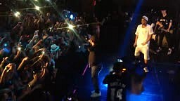 J.Cole Brings Out Kendrick Lamar in LA for the final show of the Dollar And A DREAM Tour