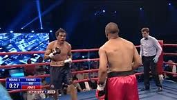 HE's BACK! Roy Jones Jr. TKO vs Courtney Fry