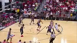 Top 10 Plays from the 2014 Las Vegas Summer league