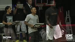 BEST Dunk Contest Ever!!_ Jordan Brand First To Fly Dunk Con