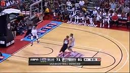 GRAPHIC! WATCH: Paul George BREAKS LEG like Kevin Ware