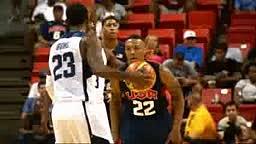 Phantom: Kyrie Irving has a MONSTER USA Basketball Scrimmage!
