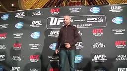 Jon Jones BRAWL at UFC 178 Press Conference
