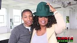 Professor Griff and Zaza Ali discuss Pharrell's New Black idea