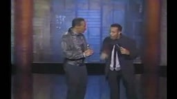 Remember when Luther took the mic on Arsenio