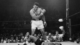 Muhammad ALI TKO'S Joe FRAZIER KNOCK OUT!
