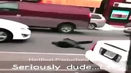 Kevin Hart Hit by Car PRANK