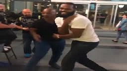 Jon Jones vs Mike Tyson in a FRIENDLY Street Fight