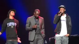 WATCH: Brian McKnight's Sons Following in Dad's Footsteps