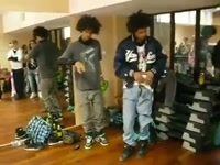 Les Twins art of Dance