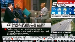 [ORIGINAL] Mike Tyson Goes Crazy on Reporter for Calling him Rapist Canadian News
