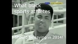 The Reason Muhammad Ali is THE GREATEST Black Athlete