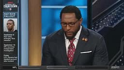 Ray Lewis Talks Ray Rice Incident