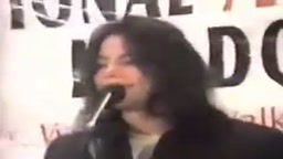 RARE VIDEO_ Michael Jackson? speaking out about racism