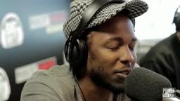 Kendrick Lamar Freestyle Rap In Big Boys Neighborhood [EXCLUSIVE]