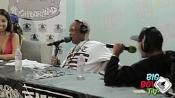 Chris Brown and Big Boy Bust a Freestyle All Up in There| BigBoyTV