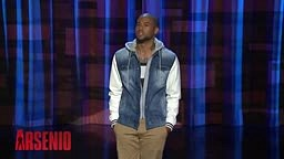 Quintence Powell Spoken Word for Fathers-Arsenio Hall Show