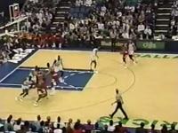 Michael Jordan - 'That move' v Mavericks 1992