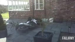 Guy Falls Off Motorcylce