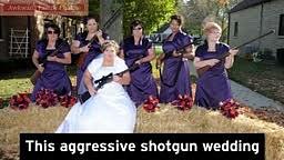 Awkward Family Photos_ 18 Weird Bridesmaids Photos