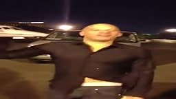 Vin Diesel and Tyrese Boarding Private Plane