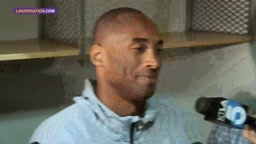 Kobe Bryant Reacts To ESPN Ranking #40_ Jokes 'Bunch Of Idio