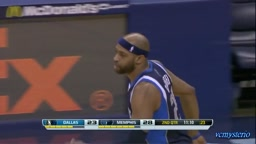 Vince Carter Can Still FLY Catches Reverse 360 Dunk