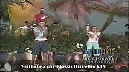 Ja Rule feat. Lil Mo _ Vita - _Put It On Me_ Live (2000)