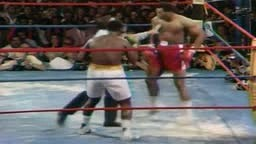 Foreman vs Frazier - 2nd Round Knockout