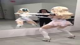 STRANGE! Dancing Robot
