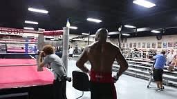 Klitschko-Briggs Gym Showdown