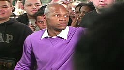 Ray Allen responds to fan asking about Boston Losing To Lakers In Finals