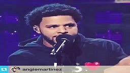 J Cole Live Performance