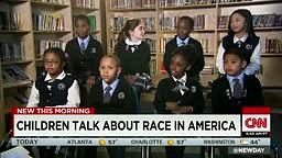 WATCH:8 New York Kids give their perspective on Race in America