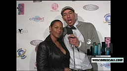 Basketball Wives Jackie Christie daughter Chani christie on the Red Carpet