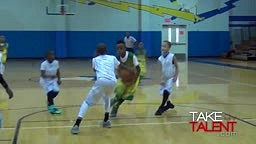 LeBron James Jr. Has GAME! 2014 Ronald Searles Holiday Classic Day 1 Highlights!