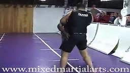 Street Fighter Kimbo Slice LOSES vs Boston Cop Sean Gannon