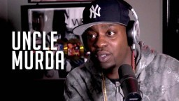 Watch Uncle Murda Talks HANDS UP video & Police Brutality On Ebro In The Morning