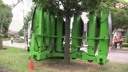 Awesome way to Pull Trees