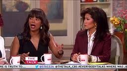 The Talk - Janice Dickinson Accuses Bill Cosby of Rape