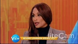 Whoopi Goldberg Questions Bill Cosby Accuser Beverly Johnson