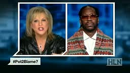 2 Chainz BATTLES Nancy Grace over LEGALIZING MARIJUANA: Why Won't You Think of the Children?!?!