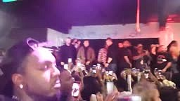 REAL FOOTAGE from the 5 People Shot at Chris Brown Concert