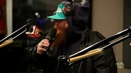WATH: Action Bronson FREESTYLE on FunkMaster Flex's show (HOT 97)